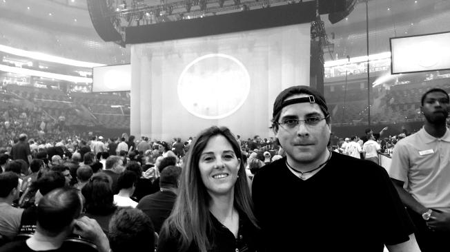 ELM at R40 concert. Boston, MA. 2015